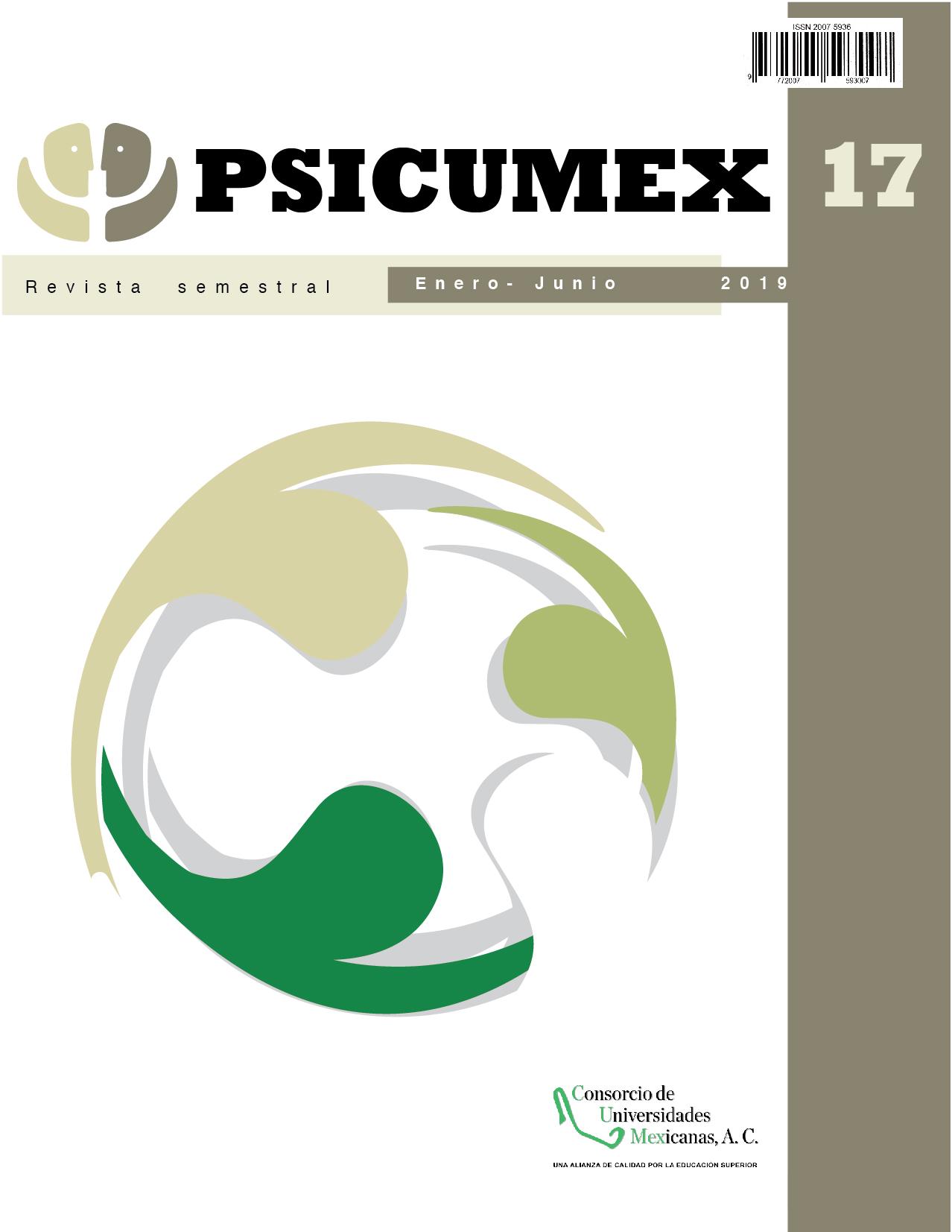 Portada de la Revista PSICUMEX